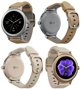 LG Style Watch